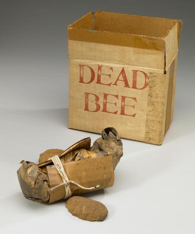 Manuel Neri (American, b.1930) Dead Bee 6 x 3 x 3in (15.2 x 7.5 x 7.5cm)