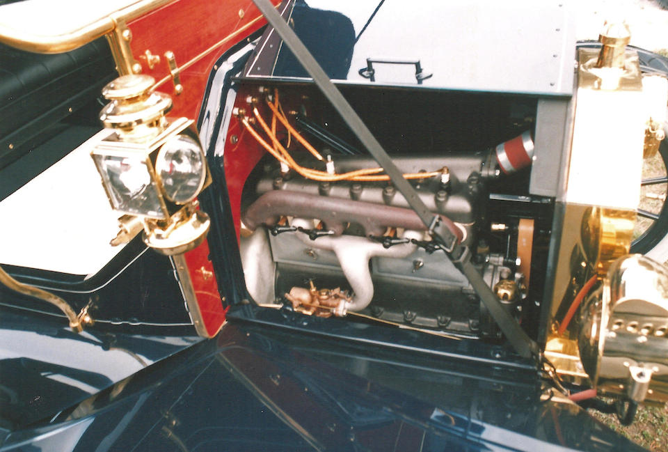 1911 Ford Model T Open Runabout  Chassis no. tba