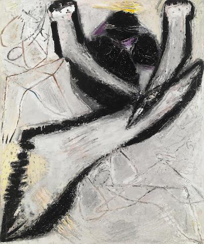 Frank Lobdell painting