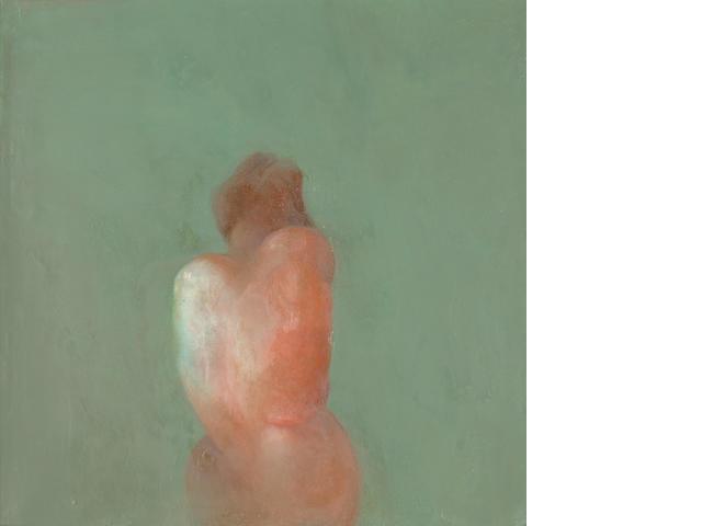 Lisa Yuskavage (American, b.1963) Centaur, 1990 13 3/4 x 13 3/4in (35 x 35cm)
