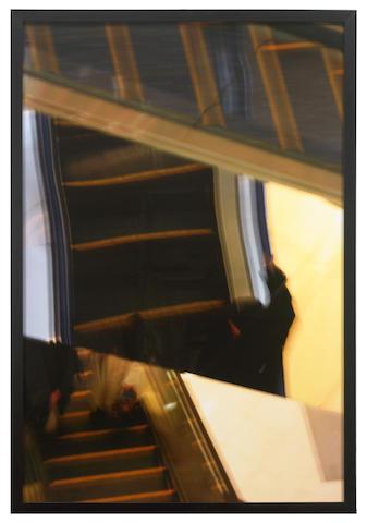 Leonardo Kossoy (Brazilian, b.1943) Enquadrado, Xangai, China, 2004 64 1/2 x 43in (163.8 x 109.2cm)