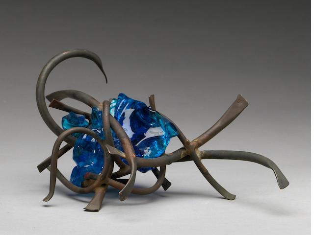 Claire Falkenstein (American, 1908-1997) Untitled (Fusion) 5 x 9 x 11in (12.5 x 23 x 28cm)