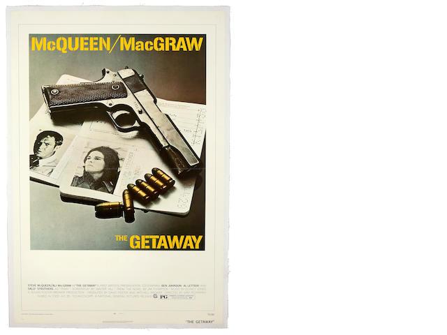 6 Steve McQueen posters