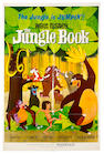 Jungle Book folded one-sheet