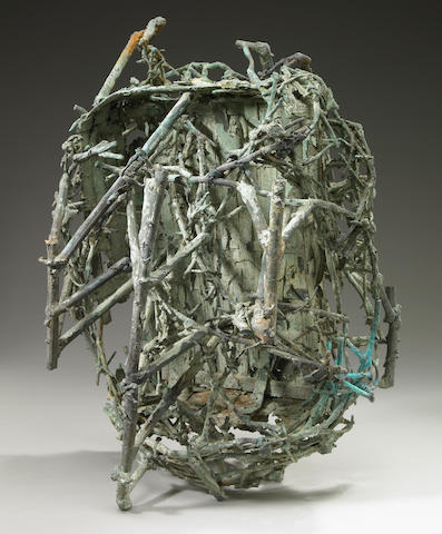Claire Falkenstein (American, 1908-1997) Network 22 x 14 x 15in (56 x 35.5 x 38cm)