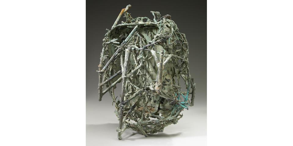 Claire Falkenstein (American, 1908-1997) Network 22 x 14 x 15in
