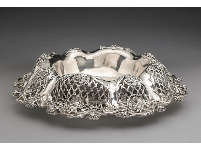 Sterling Centerpiece by Redlich & Co.