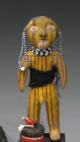 A Mojave doll