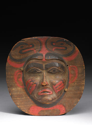 A Northwest Coast mask