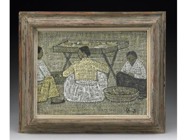 Park Sookeun (1914-1965): Selling by the Roadside