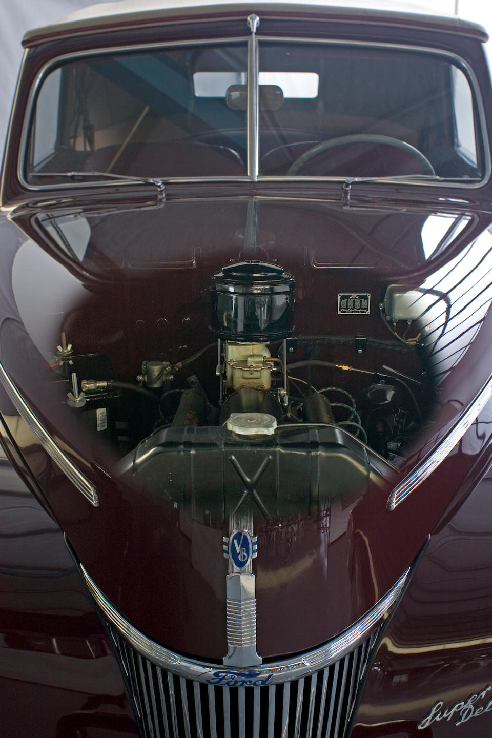 The Dearborn Award-Winning,1941 Ford 11A Super Deluxe Convertible Coupe  Chassis no. 1866901035