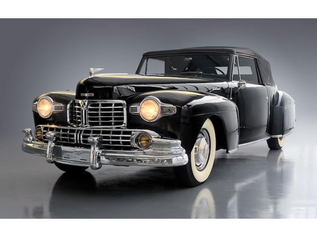 1946 Lincoln Continental Cabriolet  Chassis no. H151420