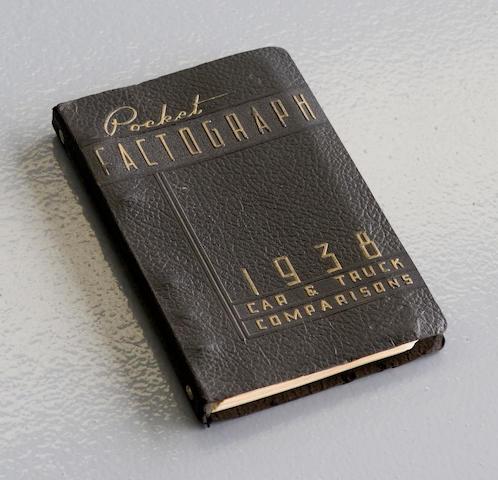 A rare 1938 Pocket Factograph,