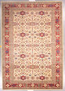 A Pakistani Carpet size approximately 14ft x 9ft 8in