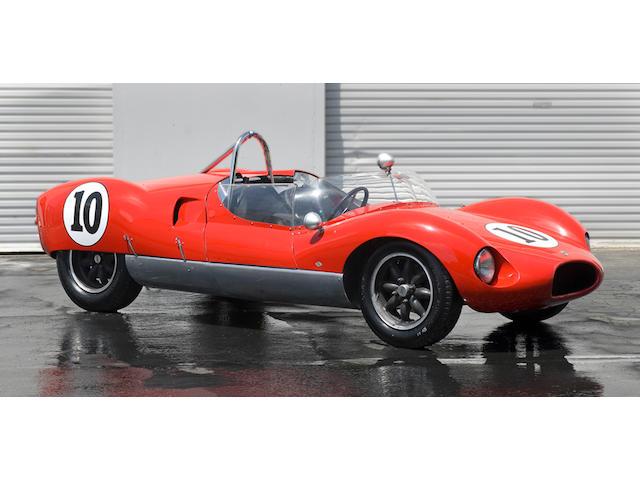 1959-1960 Cooper-Monaco Climax CM-1-59