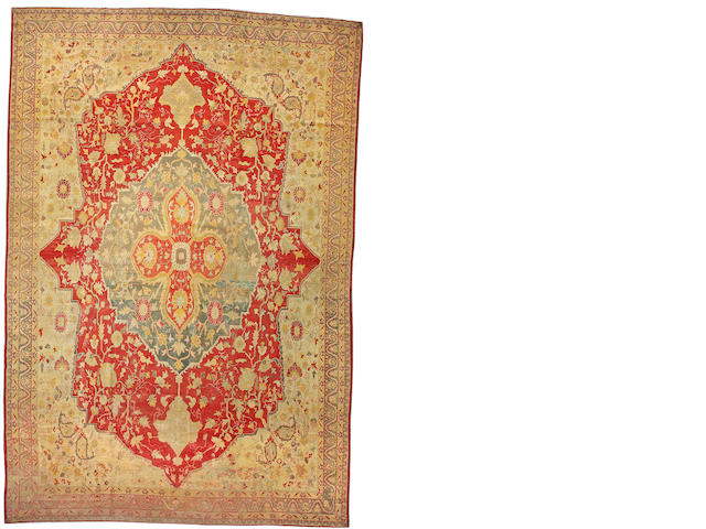 A Sivas carpet Anatolia size approximately 11ft 7in x 17ft 14in