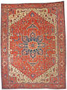A Serapi carpet Northwest Persia size approximately 12ft 3in x 17ft
