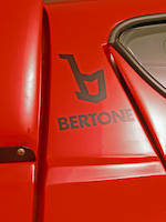 Ex-Rosso Bianco Collection,1975 Lancia Stratos HF Competition-Liveried Two-Seater Coupe 829 ARO 0011948