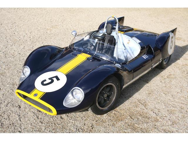1962 Cooper-Climax T-61 Monaco CM/3/62