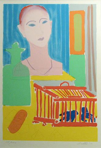John Grillo, print