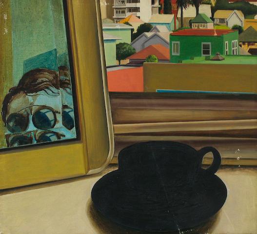 Maxwell Hendler (American, b.1938) Untitled, 1964 11 x 12in