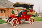 The Oldest Known Surviving Cadillac, The 1902 New York Autoshow,1903 Cadillac Rear Entrance Tonneau  Chassis no. 13