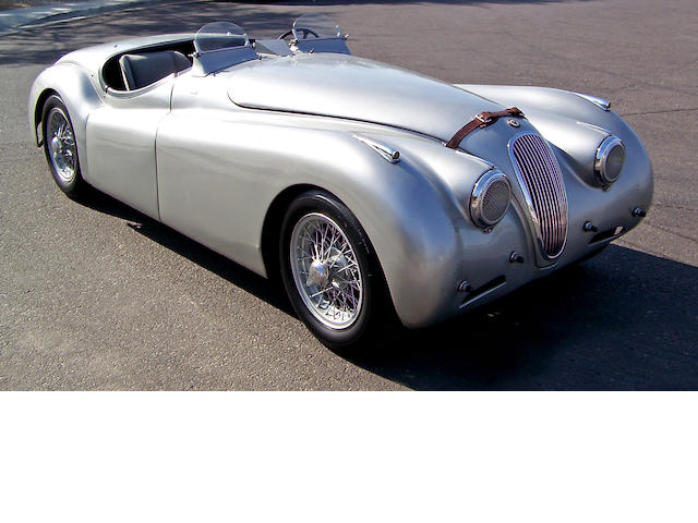 1950 Jaguar XK 120 Alloy 670119