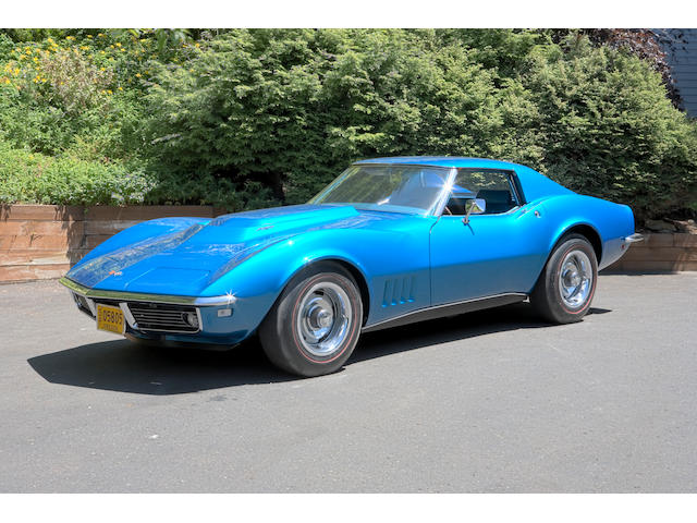 1968 Chevrolet Corvette Stingray L88 T-Top 194378S422103