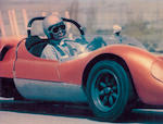 The Ex-Alan Connell/Harry Washburn,1961 Cooper-Climax Type 61 'Monaco' Sports-Racing Two-Seater  Chassis no. CM/3/62