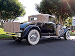 The Pebble Beach First in Class, Four Owners from New,1931 Rolls-Royce Phantom I Regent Convertible