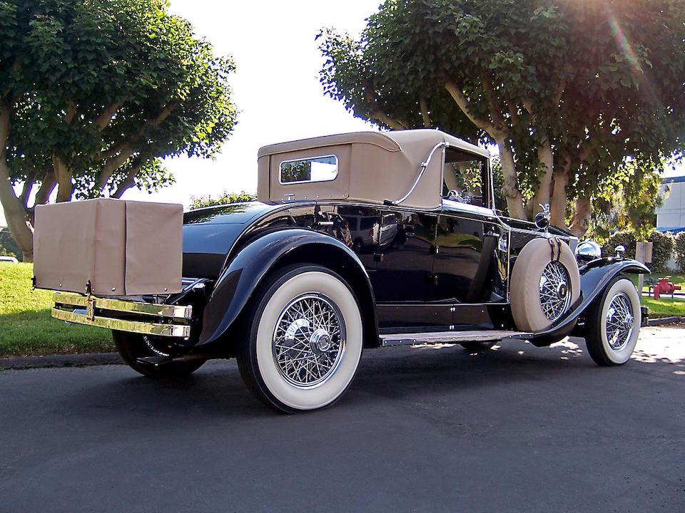 The Pebble Beach, and 100 point CCCA Senoir Emeritus Award-winning,1931 Rolls-Royce Phantom I 'Regent' Convertible Coupé  Chassis no. S163PR