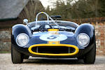 The Ex-Alan Connell/Harry Washburn,1961 Cooper-Climax Type 61 'Monaco' Sports-Racing Two-Seater CM/3/62