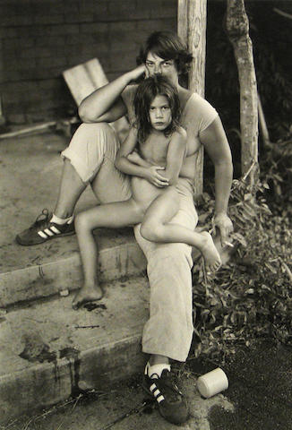 Jock Sturges (3) Mother and Child