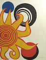 Alexander Calder Untitled (Soleil jaune);