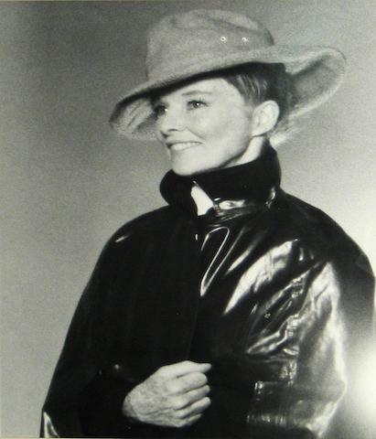 Edward Pfizenmaier, Katherine Hepburn;