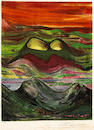 David Alfaro Siqueiros (Mexican, 1896-1974); Mountain Suite or Siqueiros Portfolio; (10)