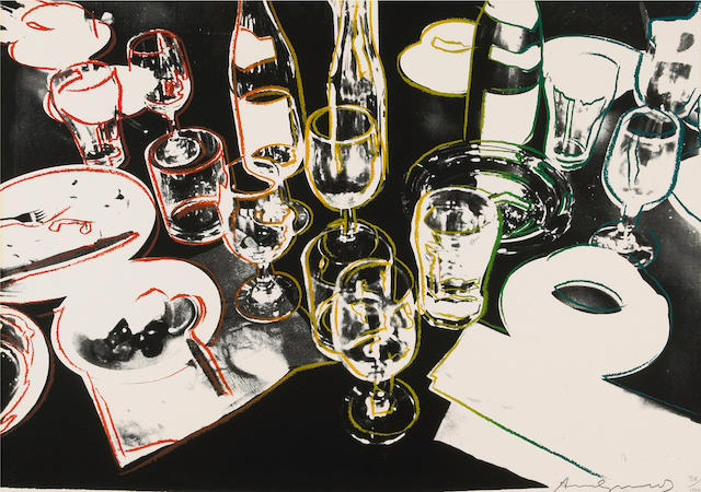 Andy Warhol (American, 1928-1987); After the Party;