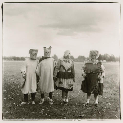 Diane Arbus (American, 1923-1971); Untitled #4;