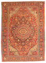 A Fereghan Sarouk carpet Central Persia, size approximately 8ft. 6in. x 12ft.