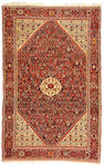 A Fereghan Sarouk rug Northern Persia, size approximately 4ft. 3in. x 6ft. 6in.
