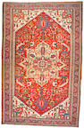 A Serapi carpet Northwest Persia, size approximately 12ft. 3in. x 19ft.