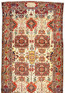 A Bakhtiari carpet Northwest Persia, size approximately 12ft. 3in. x 22ft. 2in.