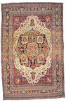 A Kerman carpet Central Persia, size approximately 9ft. 9in. x 14ft. 9in.
