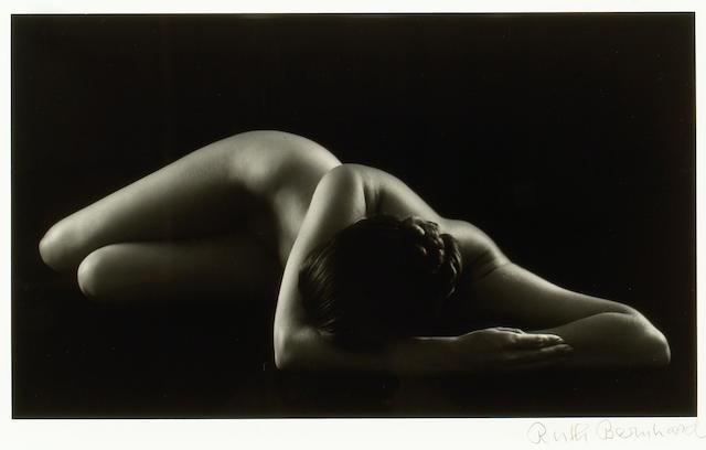 Ruth Bernhard (American, 1905-2006); Perspective II;