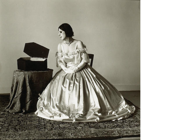 Peter Hujar (American, 1934-1987); Ethyl Eichelberger as Auntie Bellum;
