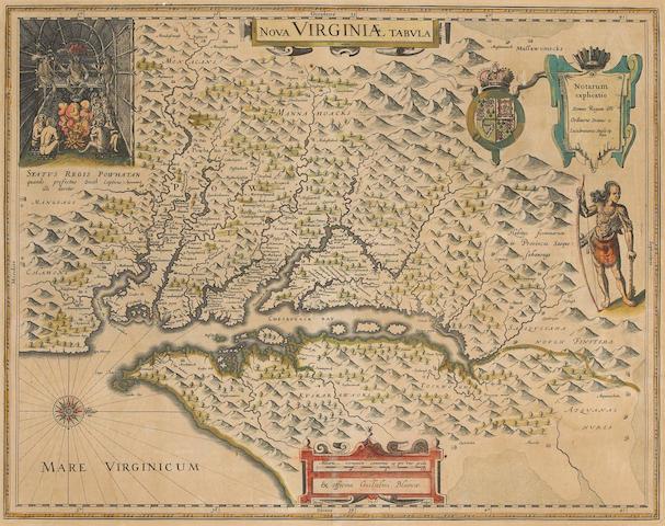 BLAEU, WILLEM. 1571-1638.