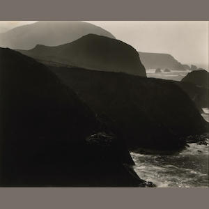 Edward Weston (American, 1886-1958); Rocks at Deserted Landing;
