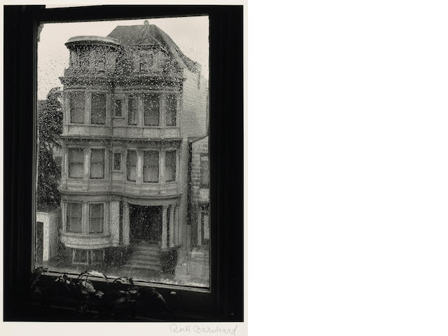Ruth Bernhard (American, 1905-2006); Victorian House;
