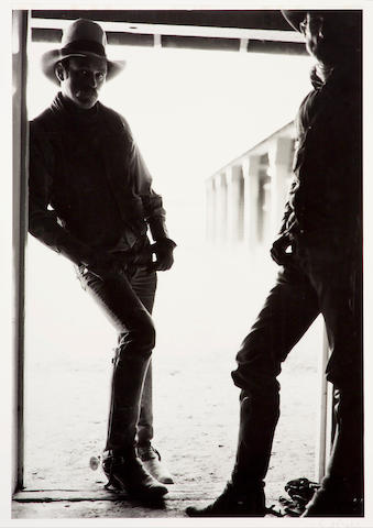 Douglas Kent Hall; Hands, T. O. Ranch;