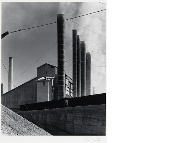Eliot Porter (American, 1901-1990); Fort Union, New Mexico; Cement Works, Salida, Colorado; (2)